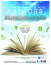 City to Spotlight Local Authors