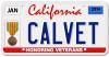 DMV Now Offering 'Veteran' Designation on License Plates, ID Cards