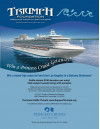Princess Cruises to Hold Cruise Raffle Giveaway Benefiting the Triumph Foundation
