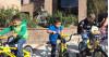 Chiquita Landfill Employees Donate Bikes to Nonprofits