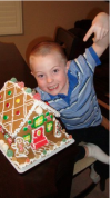 City Libraries to Host Gingerbread House Contest