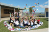 DFYIT Students Collect 5,206 Pairs of Socks for Homeless