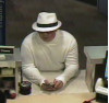 FBI Searching for Bank Robber Dubbed the 'Whitewashed Bandit'