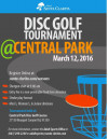 March 12: Disc Golf Tournament to Benefit SCV Food Pantry