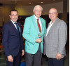 Antonovich Honored for 20 Years of MTA Leadership