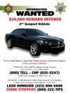 $36,000 Reward for 2nd Racer in Fatal Commerce Crash