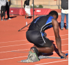 TMC Track and Field Signs Carter