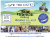 October 15: Tour de Turtle, Turtle Trek Raising Funds to Bring Kids to Camp