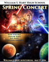 May 17: Hart High Musicians Host Annual Spring Concert