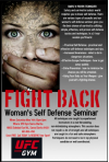 May 14: Learn Self-Defense for Free