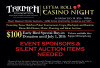 July 30: Try a Hand at Classic Casino Games with the Triumph Foundation