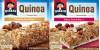 Quaker Oats Co. Recalls Certain Quinoa Granola Bars