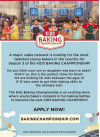 June 24: 'Kids Baking Championship' Searching for Talented Kid Bakers