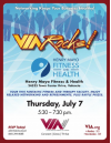 July 7: Get a Sneak Peak at Henry Mayo Fitness Center