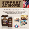 June 23: Marines at Coffee Bean Talk About Support at Home Campaign