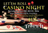 July 30: Casino Night to Aid Persons with Spinal Cord Injury