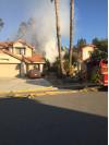Deputies Save Elderly Woman from Burning Home