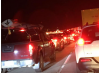 Pedestrian Struck by Several Vehicles on I-5 Near Castaic