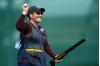 Kim Rhode Wins Bronze in Olympic Skeet Shooting