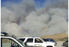 Bluecut Fire Burns More Than 30,000 Acres