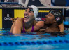 Weitzeil Finishes 7th in 100 Free, Ervin Nabs Spot in 50 Free Final