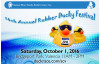 Oct. 1: New Things in Store for Rubber Ducky Fans