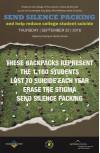 Sept. 22: Send Silence Packing