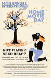 Oct. 15: Valencia Library Celebrates 14th Annual Home Movie Day with Movie Screenings