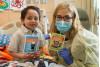 Don't Trick, Just 'Treat' a Children's Hospital Patient