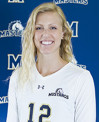 Volleyball: TMU Douses Firestorm in 3 Sets