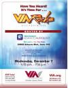 Dec. 7: VIA Rocks Business Mixer
