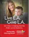 Live L.A. Give L.A. Raises Funds for CHLA