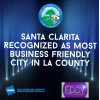 LAEDC Recognizes Santa Clarita as Most Business Friendly City