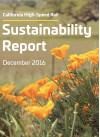 California High Speed Rail Authority Releases Sustainability Report