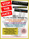 Jan. 26: Quest Toastmasters Presents 'Stop the Hate!'