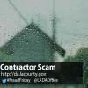 Fraud Alert: Storms Bring Rain, Damage, Contractor Scams Aimed at Seniors