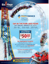 March 18: Join Providence for A Day in the Park and Picnic at Magic Mountain