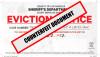 LASD Warns of Fake Eviction Mailers