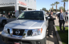 Nissan Donates Truck to Habitat for Humanity SF/ SCV