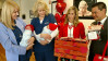Babies Born at Henry Mayo Receive Heart Hats