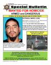 Homicide Suspect from Lancaster Turns Self in