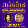 March 29: New Heights Panel Looks into World of Booking Agents, Promoters