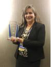 LASD Employee Wins American Academy of Forensic Sciences Field Award