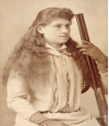 March 29: Scholar Series Delves into Life of Annie Oakley