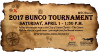 April 1: Special Olympics Hosts Pirate Themed Bunco Tournament