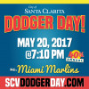 Saugus P.E. Teacher to Throw First Pitch at SCV Dodger Day