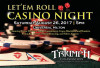August 26: Triumph Foundation's 'Let'em Roll' Casino Night