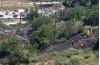 Granada Hills Brush Fire Chars Three-Quarters of an Acre