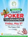 May 5: Cinco de Mayo Charity Poker Tournament for HandsOn Santa Clarita