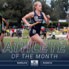 Pedrick Earns GSAC Female Track Athlete of the Month Honors